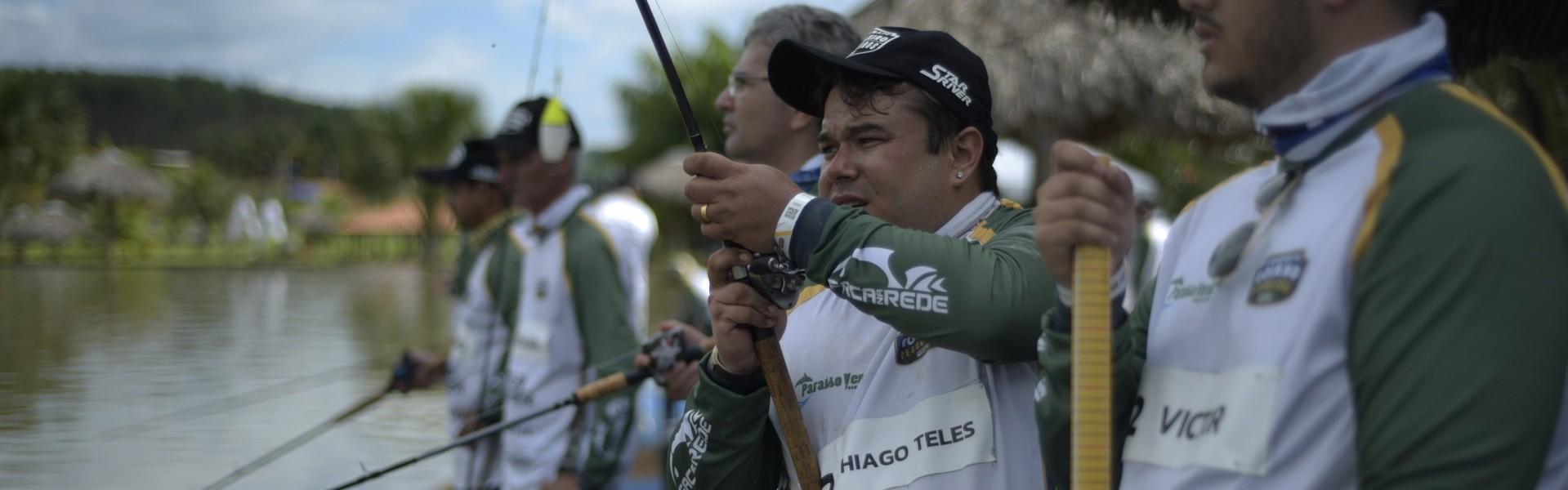 Restam vagas só para o segundo dia do Campeonato Goiano em Pesqueiros
