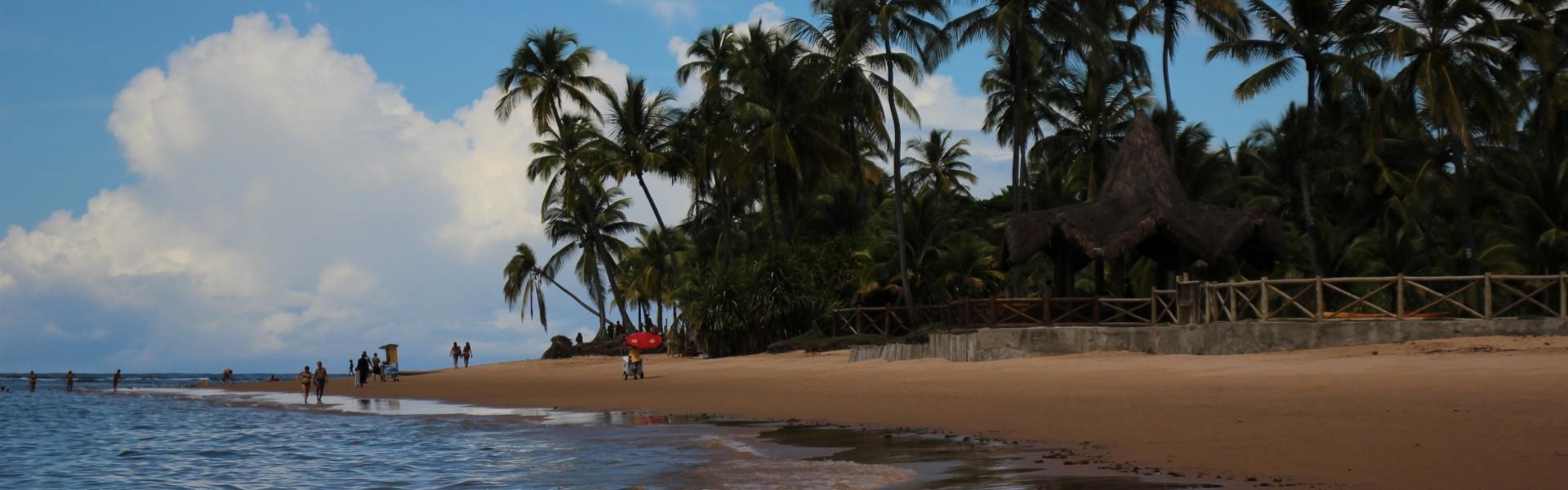 Fuja do óbvio e conheça diferentes destinos turísticos na Bahia