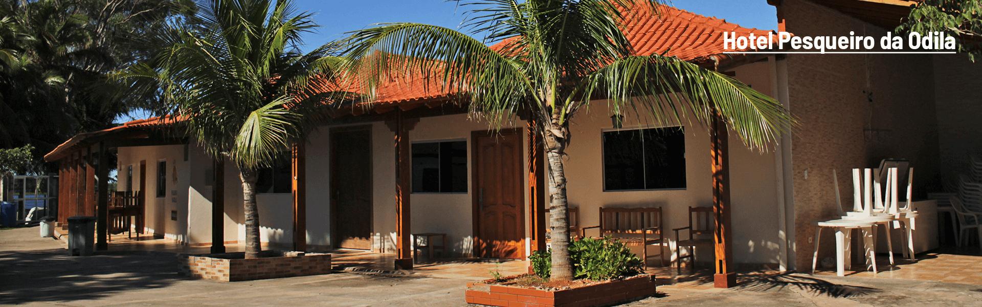 Hotel Pesqueiro da Odila renova com a Fish TV