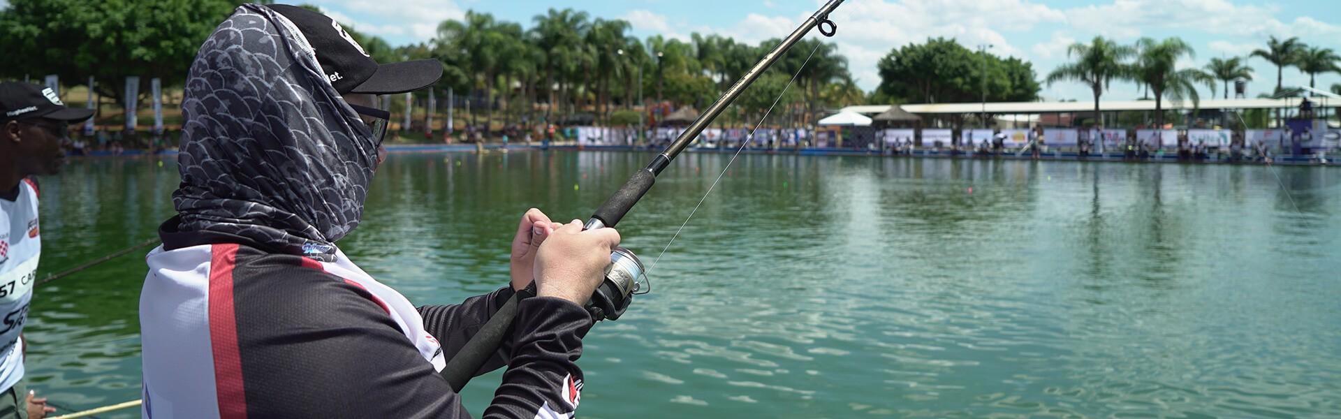 Mercado pesqueiro no Brasil ganha impulso com o CBP