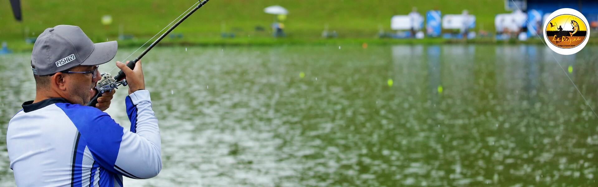 La Regina Hotel agora faz parte do Campeonato Brasileiro em Pesqueiros