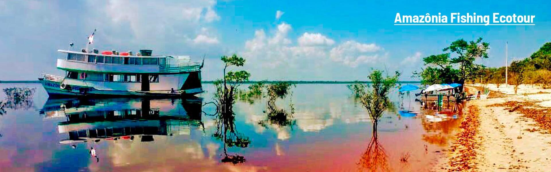 Amazônia Fishing Ecotour segue com a Fish TV