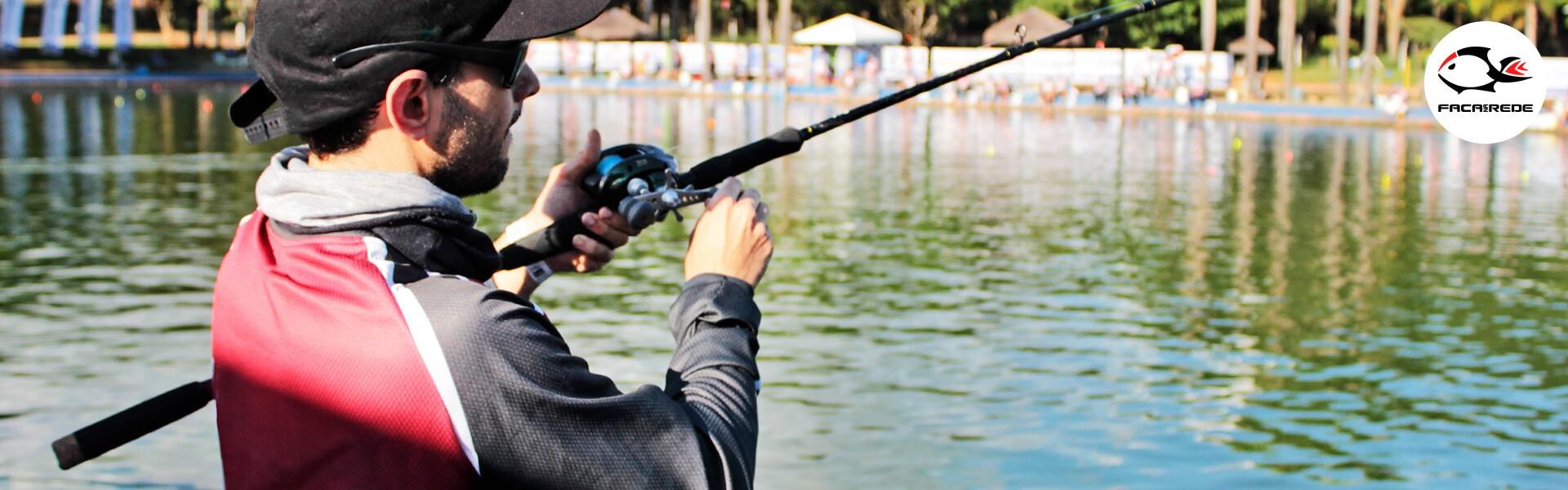 Faca na Rede renova parceria com Campeonato Brasileiro em Pesqueiros