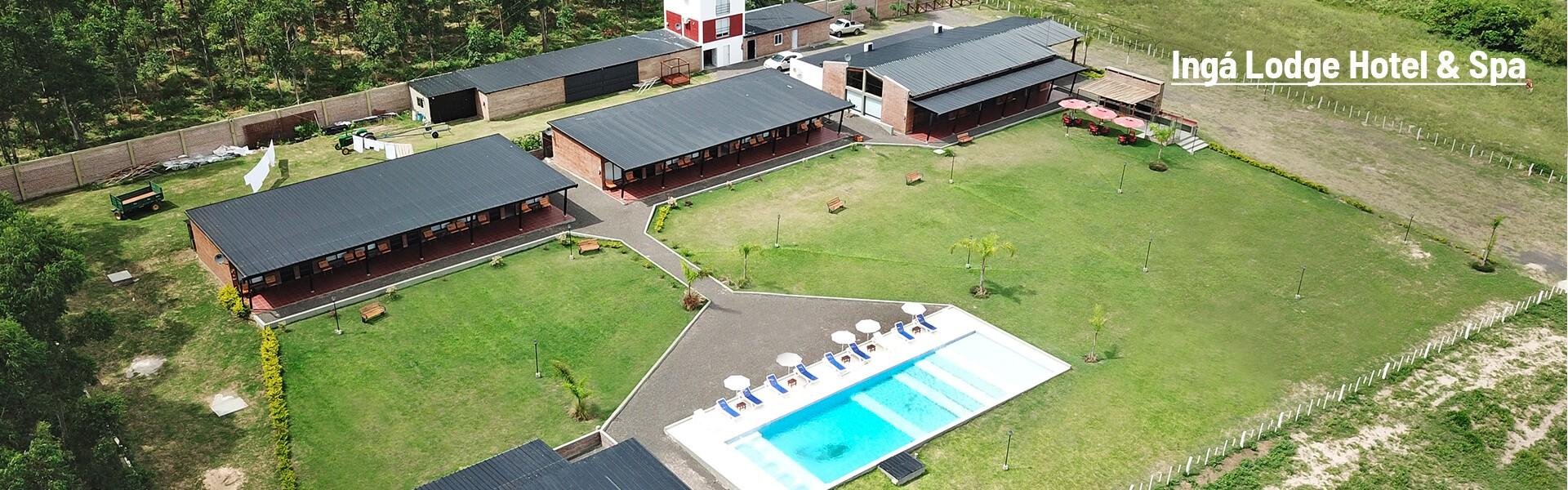 Ingá Lodge Hotel & Spa começa parceria com a Fish TV