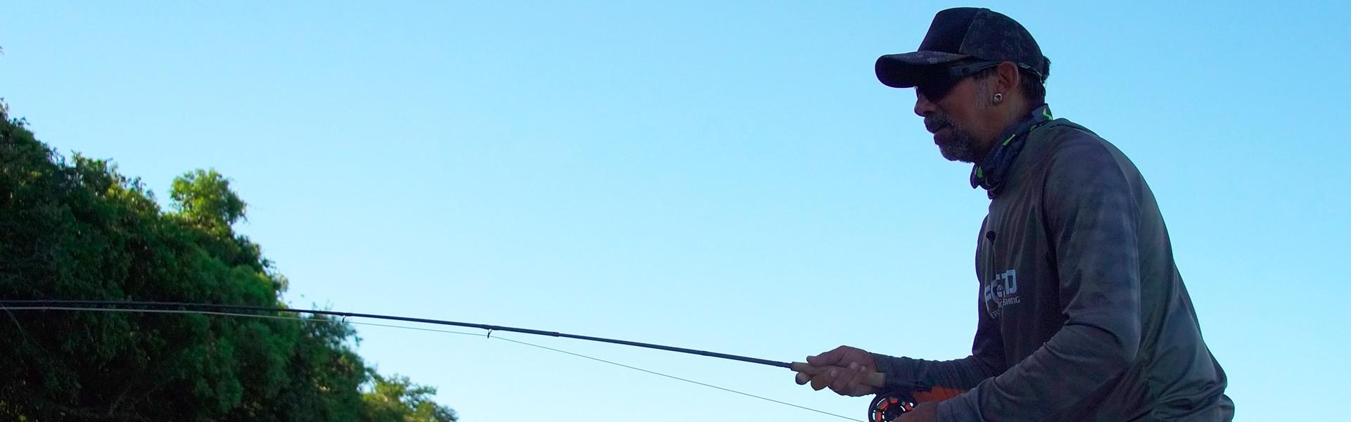 Esteja pronto para todas as suas pescarias