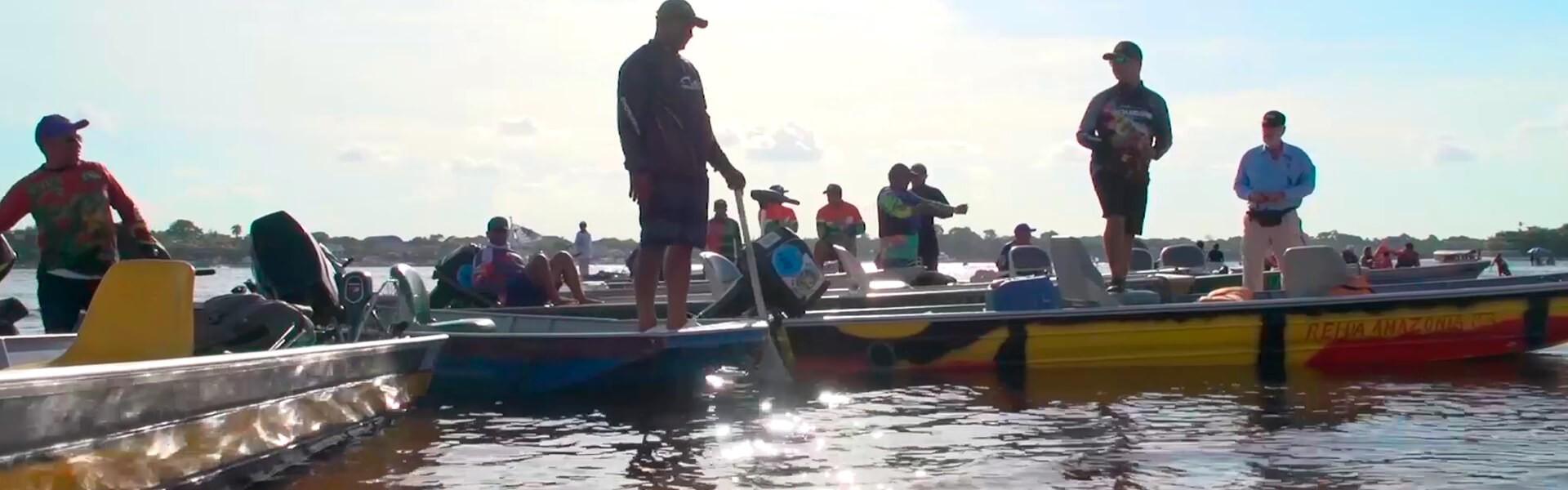 1º Torneio Internacional de Pesca Esportiva de Barcelos
