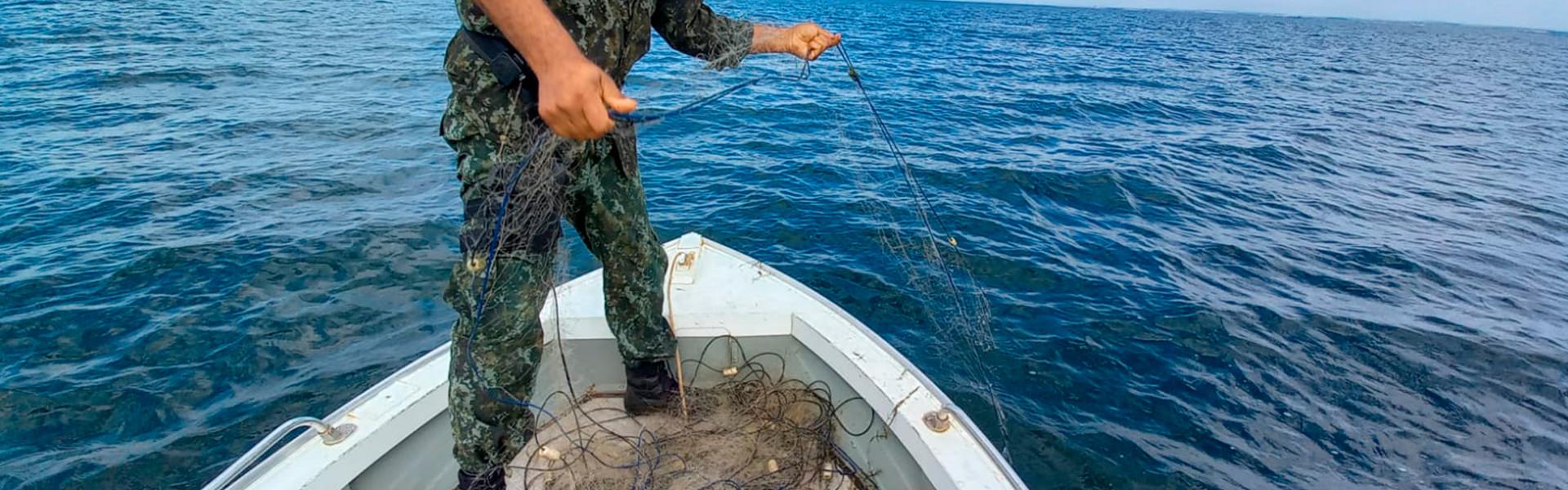 Pesca ilícita no Rio Paraná e a luta diária pelo seu fim