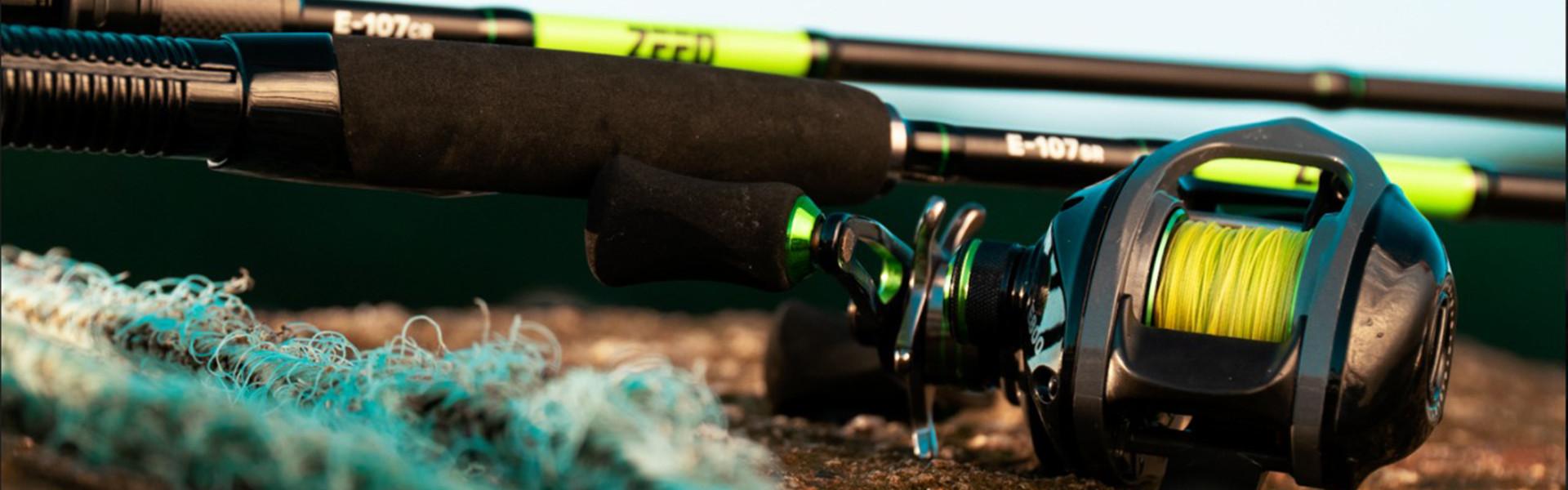 Campanha de dia dos pais da Zeeo presenteará pescador com grande kit de pesca
