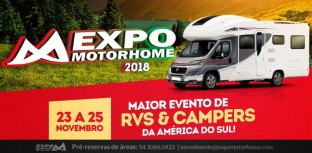 banner Expo Motor Home