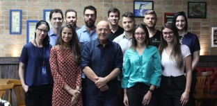 COMITÊ DE JOVENS EMPREENDEDORES VISITA FISH TV