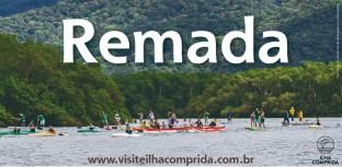 ILHA COMPRIDA RECEBE EVENTO DE REMADA