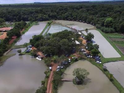 5º Torneio de Pesca Esportiva movimenta Pesque Pague Água Viva