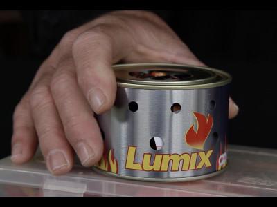Conheça a LUMIX: acendedores de álcool sólido práticos e seguros