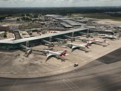 Fronteira aérea da Argentina abre para países vizinhos