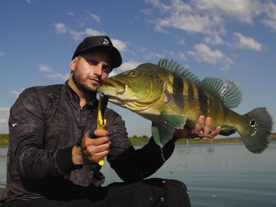 Natureza Urbana promete trazer técnica e muito peixe para os telespectadores Fish TV