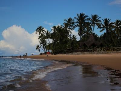 Turismo, Península de Maraú, Bahia