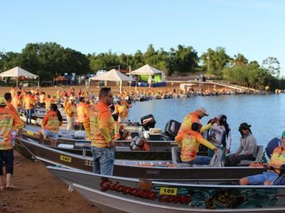 Provas e Torneios, competições, pesca esportiva