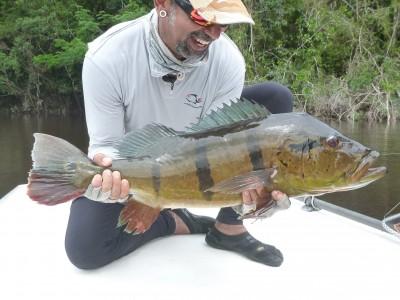 pesca esportiva, terras indígenas
