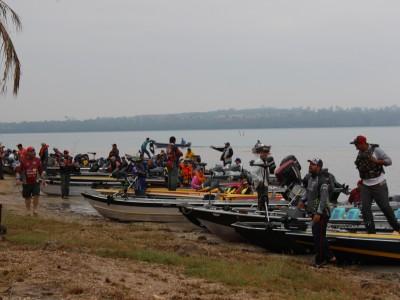 Fique ligado nos torneios de pesca esportiva do final de semana