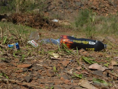 Conheça a ação criada para fazer do lixo um troféu