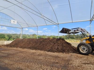 Resíduo do tratamento de esgoto pode ser aproveitado na agricultura