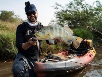 Confira as dicas de pescaria urbana com Zinho Sorocabano