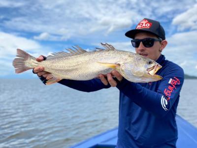 Programa Pesca em Ação inicia gravações da nova temporada
