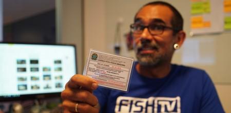licença de pesca, Kid Ocelos