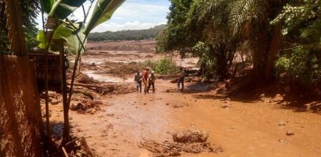 rejeitos barragem em Brumadinho, Vale