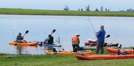 APEF realiza 2ª Prova de Pesca com Caiaque de 2019