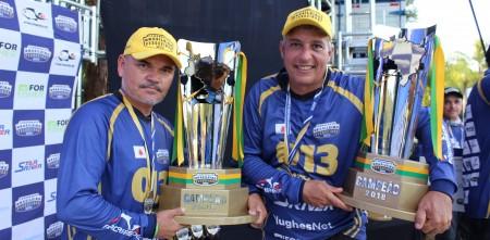 Premiações do segundo Campeonato Brasileiro em Pesqueiros estão ainda maiores