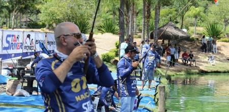 Campeonato Brasileiro em Pesqueiros, inscrições