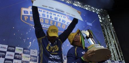Campeonato Brasileiro em Pesqueiros, campeões