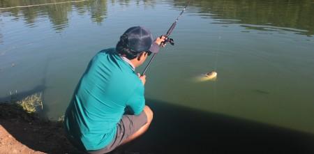 pesca esportiva, pesqueiro