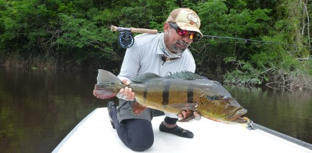 pesca esportiva, terra indígena