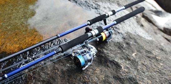 Shimano apresenta ao pescador brasileiro as varas Moonshot