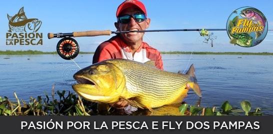 Pasión por la Pesca e Fly dos Pampas