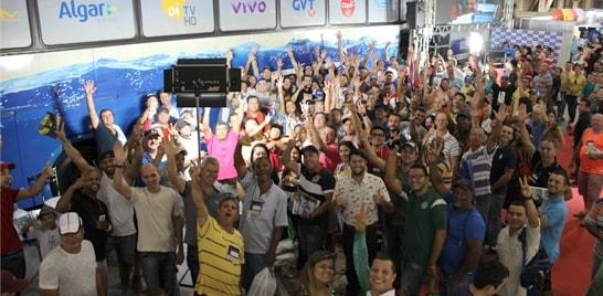 Fish TV marca presença na Pesca Trade Show