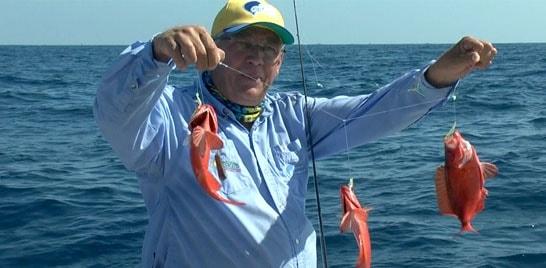 Pesca Dinâmica tem novo parceiro