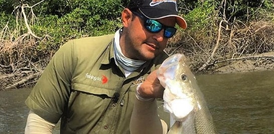Pura Pesca e os parceiros da atração