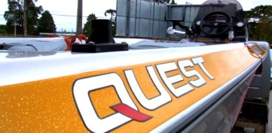 Quest é uma das fabricantes de barcos de Curitiba