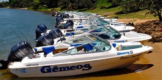 Saiba mais sobre os encantos da Gêmeos Pesca Esportiva