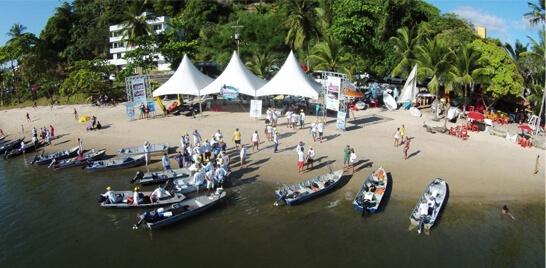 Equipe Rei do Mangue promove III Baiano de Pesca Esportiva