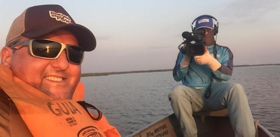 Bastidores Fish TV - Biopesca, Raízes da Pesca e Destinos no Pantanal