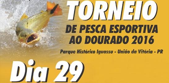 Preparados para o Torneio de Pesca Esportiva ao Dourado?