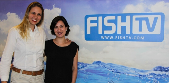 Canal da pesca esportiva recebe a visita da Elsys
