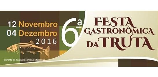 Festa da Truta em Cunha, SP