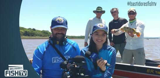 Bastidores Fish TV -Tucuna Solidário será atração no Fish TV News