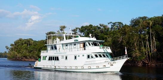 Turismo náutico do Amazonas em crescimento