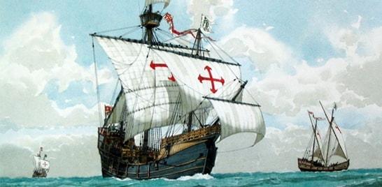 Embarcação de Cristóvão Colombo pode ter sido encontrada